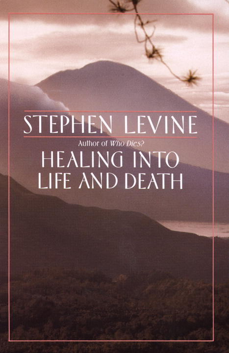 Healing into Life and Death By Levine, Stephen